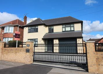 Thumbnail 4 bedroom detached house for sale in Maple Drive, Nuthall, Nottingham