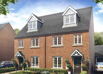 Thumbnail 3 bed semi-detached house for sale in The Carriages, Chinnor