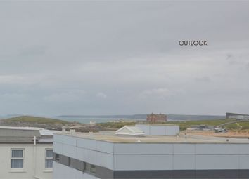 Thumbnail 1 bed flat for sale in Fistral Crescent, Newquay