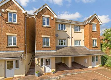 Thumbnail 3 bed semi-detached house for sale in Remus Close, St Albans, Hertfordshire