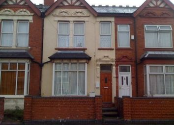 Thumbnail 1 bedroom flat to rent in Bearwood Road, Smethwick, Birmingham