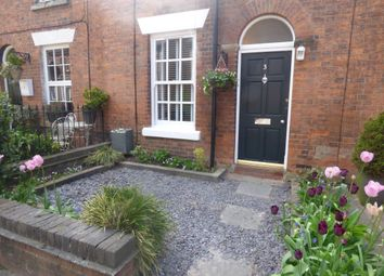 Thumbnail 2 bed terraced house to rent in Chorley Hall Lane, Alderley Edge