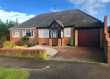 Thumbnail 3 bed semi-detached bungalow for sale in Emu Close, Heath & Reach, Leighton Buzzard