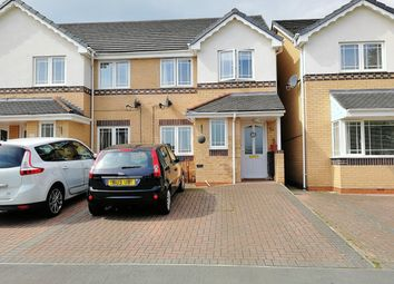 Thumbnail 3 bed end terrace house for sale in Maes Y Twr, Mold