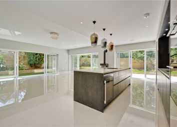Cavendish Road, Weybridge, Surrey KT13. 4 bed semi-detached house