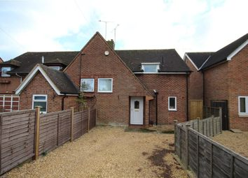 Thumbnail 2 bed semi-detached house for sale in Highfield Park, Wargrave