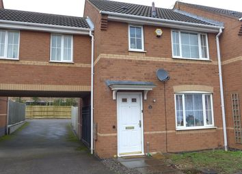 Thumbnail 4 bed terraced house for sale in Furlong Road, Parkside, Coventry, West Midlands
