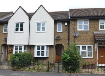 Thumbnail 3 bed terraced house to rent in Churchfield Road, Walton-On-Thames