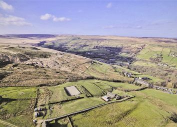 Thumbnail 5 bed equestrian property for sale in Marsden, Huddersfield