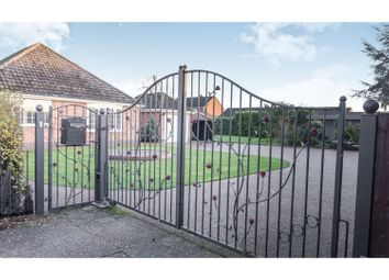 Thumbnail 4 bed detached bungalow for sale in Rosebery Avenue, Boston