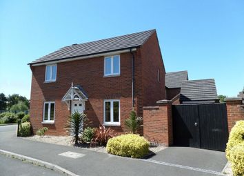 Thumbnail 3 bed detached house for sale in Willow Close, St. Georges, Weston-Super-Mare