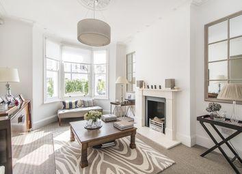 Thumbnail 5 bedroom flat to rent in Epirus Road, London