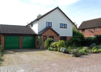 Thumbnail 4 bedroom detached house for sale in Broomfield Mews, Martlesham Heath