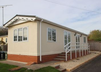 Thumbnail 2 bed mobile/park home for sale in Edkins Park, Aston Cantlow Road, Stratford-Upon-Avon
