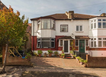 Thumbnail 4 bed semi-detached house for sale in Beech Road, Norbury, London