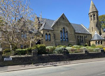 Thumbnail 2 bed flat to rent in Tower Apartments, Church Meadows, Oldham Road, Ripponden