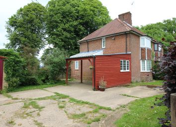 Thumbnail 2 bed semi-detached house to rent in Merryfield Road, Monkwood, Alresford, Hampshire