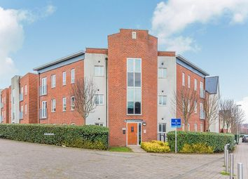 Thumbnail 2 bed flat for sale in Greenhead Street, Stoke-On-Trent
