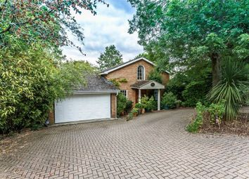 Thumbnail 4 bed detached house for sale in St Leonards Hill, Windsor, Berkshire