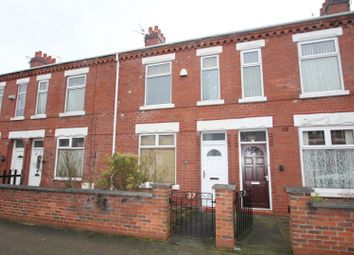 Thumbnail 2 bed terraced house for sale in Nansen Street, Stretford, Manchester