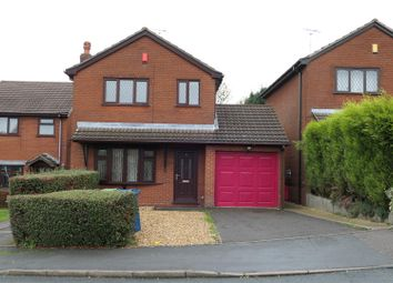 Thumbnail 3 bed detached house for sale in Highview Road, Fulford, Stoke-On-Trent