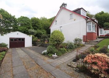 Thumbnail 3 bedroom semi-detached house for sale in Lylefoot Crescent, Greenock