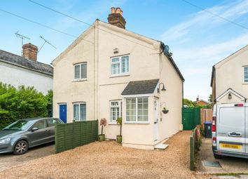 Thumbnail 3 bed semi-detached house for sale in Fairfield Road, Burnham, Slough