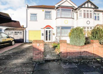 4 bed semi-detached house for sale in Heather Drive, Romford RM1