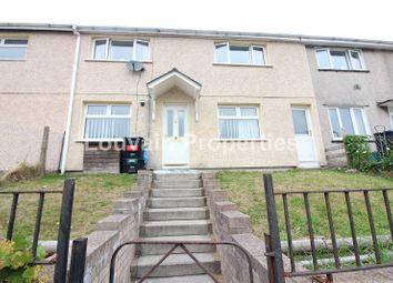 Thumbnail 3 bed terraced house for sale in Prince Philip Avenue, Garnlydan, Ebbw Vale, Blaenau Gwent.