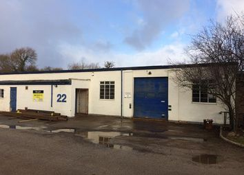 Thumbnail Light industrial to let in Units 21 - 22, The Bridgeway Centre, Wrexham Industrial Estate, Wrexham, Wrexham