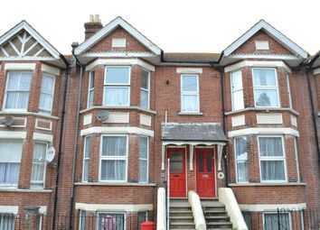 Thumbnail 2 bed flat to rent in 57 St. Thomass Road, Hastings, East Sussex