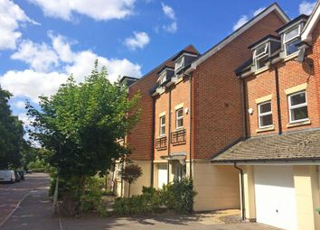 Thumbnail 3 bed town house for sale in Hawthorn Way, Lindford, Bordon
