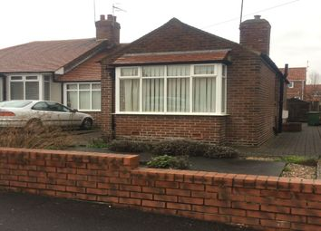 Thumbnail 3 bed bungalow for sale in Pinewood Gardens, Lobley Hill, Gateshead