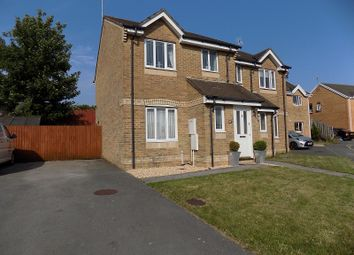 Thumbnail 3 bed semi-detached house for sale in Mackworth Street, Bridgend