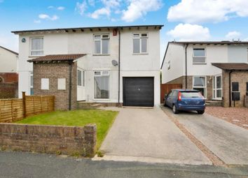 Thumbnail 3 bed semi-detached house for sale in Neal Close, Plymouth, Devon