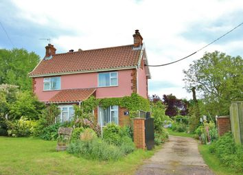 Thumbnail 3 bed cottage for sale in Banham Road, Kenninghall, Norwich