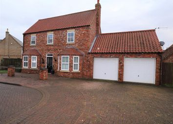 Thumbnail 4 bedroom detached house for sale in Abbey Park, Torksey, Lincoln