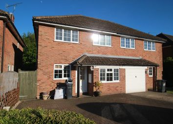 Thumbnail 4 bedroom semi-detached house to rent in Ridgeway, Hurst Green, East Sussex
