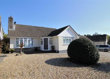Thumbnail 2 bed detached bungalow for sale in Greenways, Highcliffe, Christchurch