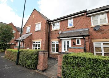Thumbnail 2 bed terraced house to rent in Beddow Close, Castle Mews, Shrewsbury