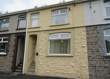 Thumbnail 2 bed terraced house for sale in Alban Terrace, Cymmer, Port Talbot, Neath Port Talbot.