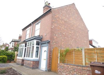 Thumbnail 2 bed semi-detached house for sale in Main Street, Stapenhill, Burton-On-Trent