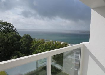 Thumbnail 2 bed flat to rent in Waldon Point, St. Lukes Road South, Torquay