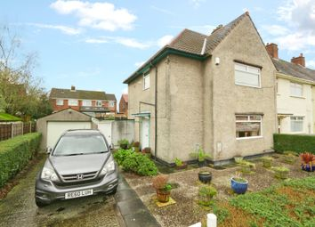Thumbnail 3 bed semi-detached house for sale in Baines Avenue, Irlam, Manchester
