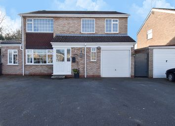 Thumbnail 4 bedroom property for sale in Ledbury Close, Matchborough East, Redditch