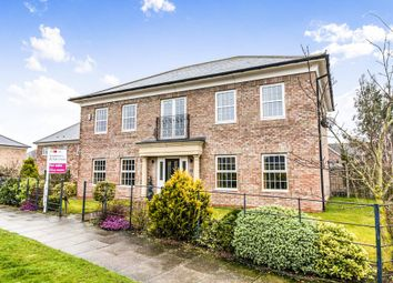 Thumbnail 5 bed detached house for sale in Wellington Drive, Wynyard, Billingham