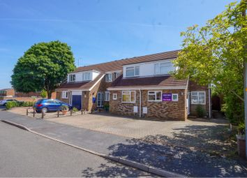 Thumbnail 3 bed end terrace house for sale in Haddon Close, Stevenage