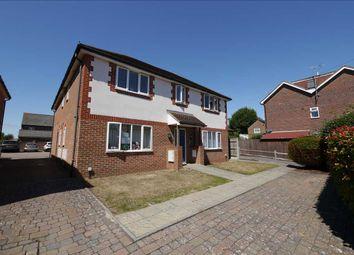 Thumbnail 2 bed flat to rent in Roundstone Lane, Angmering, Littlehampton