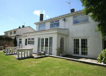 Thumbnail 4 bed detached house for sale in Tyle House Close, Llanmaes, Llantwit Major