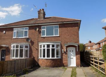 Thumbnail 2 bed semi-detached house to rent in Clare Road, Stafford